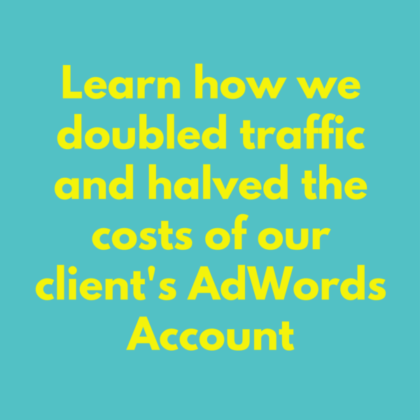 [CASE STUDY] Doubling paid traffic whilst halving ad spend